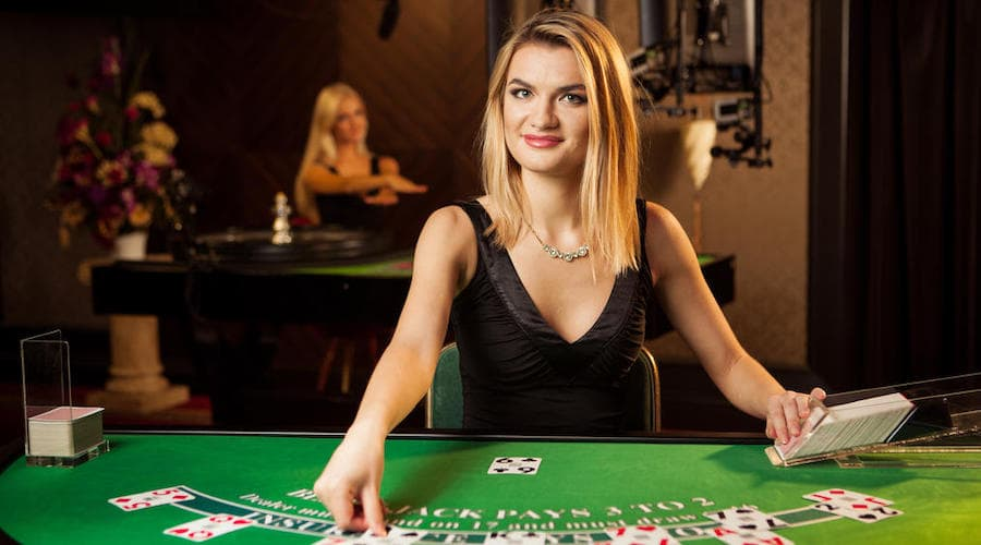 blackjack en ligne en direct