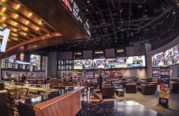 salle de paris sportifs du casino valley forge
